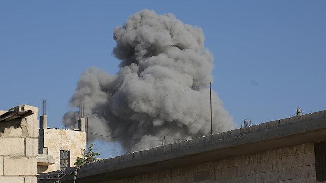 Airstrikes continue to hit Syria's Idlib