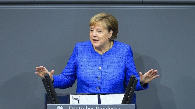 ميركل: صراع واشنطن وبكين وتعاظم قوة روسيا سيولدان نتائج جذرية لأوروبا