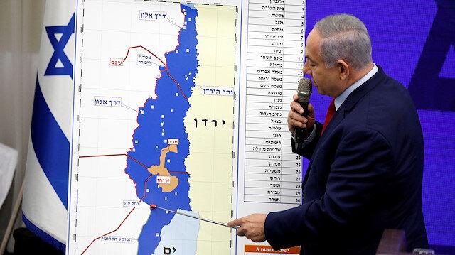 İsrail Başbakanı Binyamin Netanyahu.
