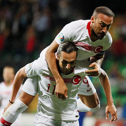 Turkey beats Moldova in EURO 2020 football qualifiers