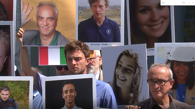 Relatives of some victims of Ethiopian Airlines Flight 302