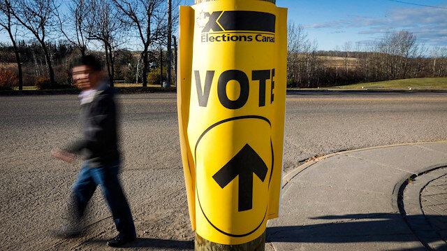 Kanada'nın seçim takvimi belli oldu