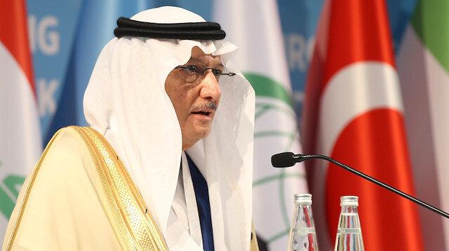 Yousef bin Al-Othaimeen, the OIC secretary general.
