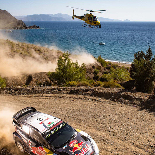 Countdown begins for World Rally Championship in southwestern Turkey