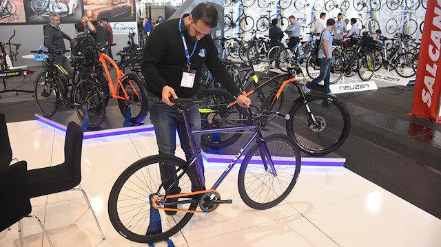 Türk firmaları da kişiye özel bisiklet üretimine başladı.