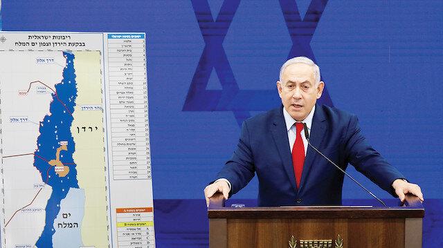 İsrail, Batı Şeria'yı ilhak edecek