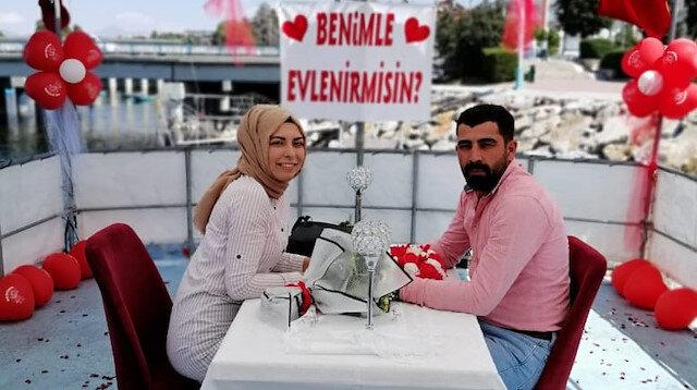 Meltem Ertunç, sürpriz evlilik teklifi sonrası geçirdiği kalp krizi nedeniyle hayatını kaybetti.