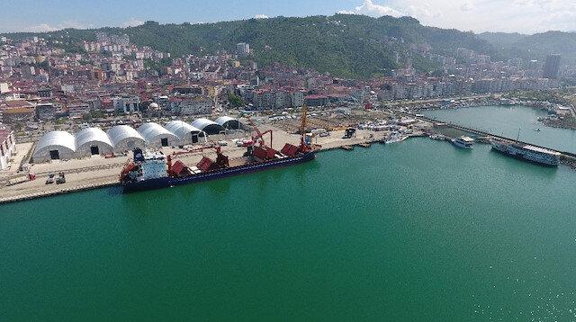 Giresun Limanı