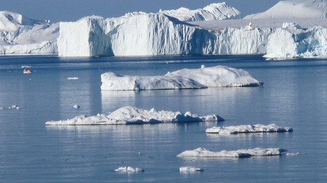 Dünyanın en büyük adası Grönland.