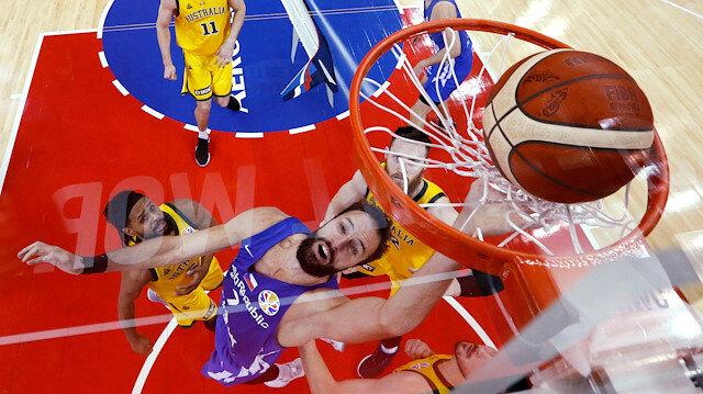 File photo: Basketball - FIBA World Cup