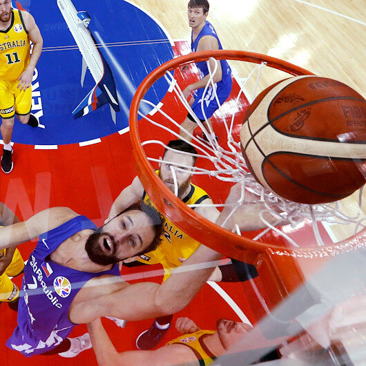 FIBA World Cup semis to tip off on Friday