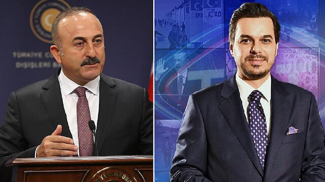 Mevlüt Çavuşoğlu - İbrahim Eren