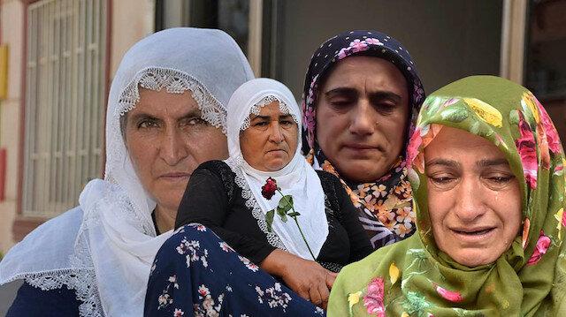 PKK gözü yaşlı anaları tehdit etti: Oğlunu unutacaksın