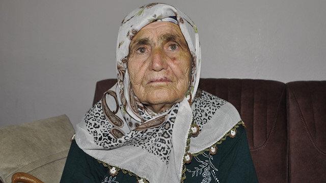 Yaşlı kadın evinde uğradığı saldırıda yaralandı