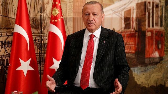 Cumhurbaşkanı Erdoğan: Bölgede barış için S-400'leri almak zorundaydık