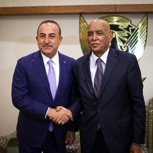 Sudan'da yeni kabinenin ardınan ilk diplomatik ziyaret Türkiye'ye