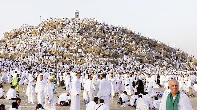 Riyad'dan 'ayak bastı' parası