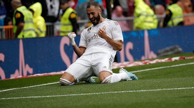 Real Madrid-Levante: 3-2