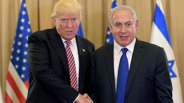 Trump ve Netanyahu Karşılıklı Savunma Anlaşmasını görüştü