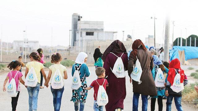 Suriyeliler ile geleceğimiz ortak