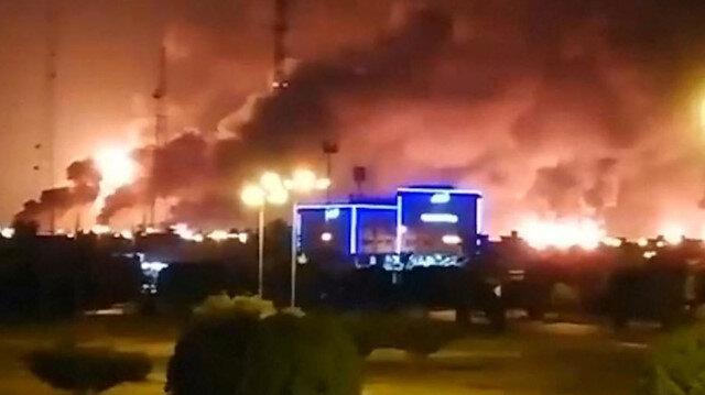 AB'den 'Saudi Aramco' saldırısı sonrası itidal çağrısı