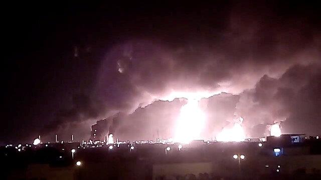 Turkey condemns drone attacks on Saudi oil facilities