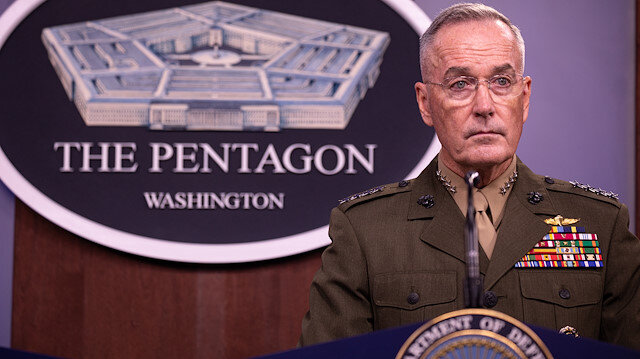 Turkish, US military chiefs discuss Syria safe zone