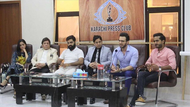 Turkish, Pakistani actors collaborate for historic film