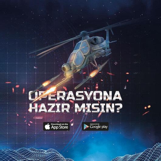 """""""توساش"""" التركية تطرح لعبة إلكترونية تحمل اسم مروحيتها """"أتاك"""""""