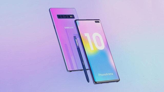 Samsung duyurdu: Eski telefonunu getirenler Galaxy Note10 ile değiştirebilecek