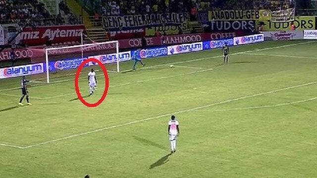 Alanyaspor-Fenerbahçe maçında kural hatası iddiası: Maç tekrar edilir mi?