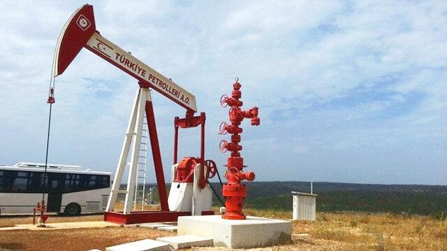 Yurt içi petrol üretiminde rekor