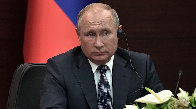 Putin'den ayet ile barış çağrısı