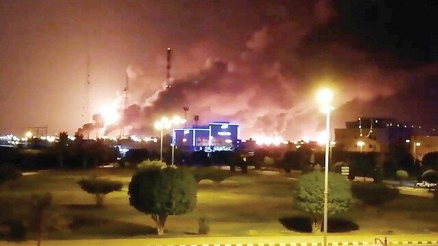 İran'ın petrol tesislerini vuralım
