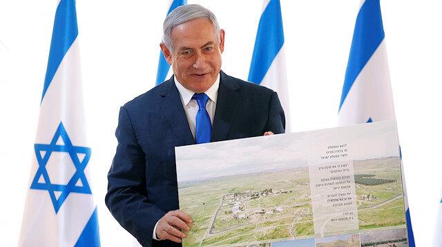 Netanyahu'dan seçime bir gün kala yeni işgal vaadi