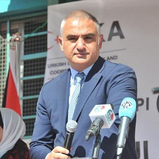مباحثات تركية أردنية لتعزيز السياحة بين البلدين