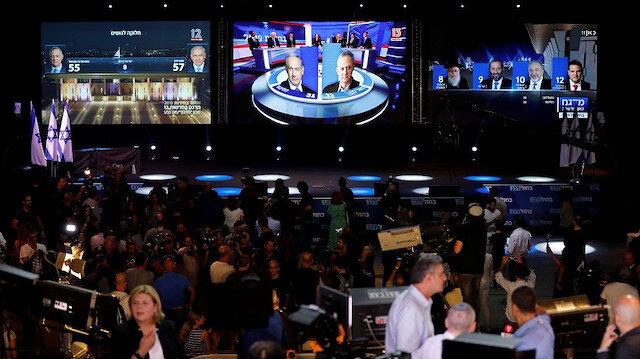 Netanyahu koalisyon kuracak çoğunluğa ulaşamadı
