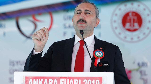 Adalet Bakanı Gül'den çok sert FETÖ tepkisi