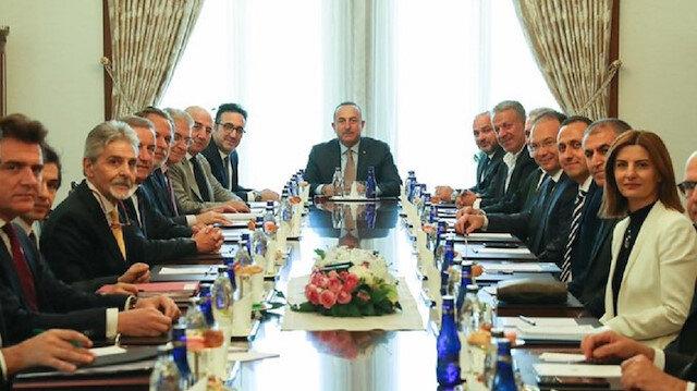 Çavuşoğlu: 2023 ihracat hedefi 500 milyar dolar