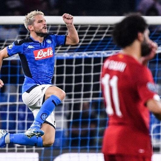 """ليفربول يسقط أمام نابولي بـ""""أبطال"""" أوروبا"""