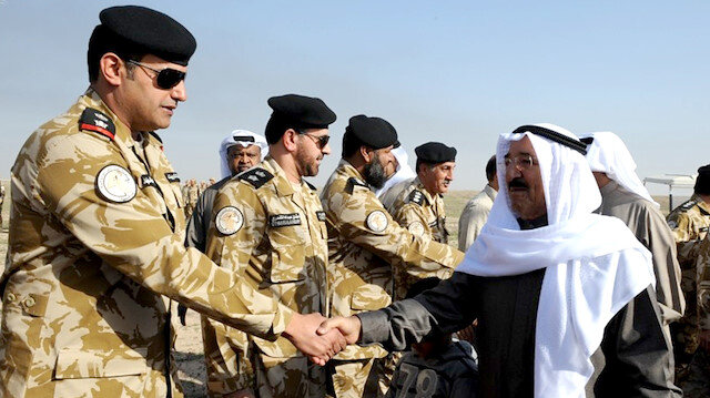Kuveyt alarma geçti