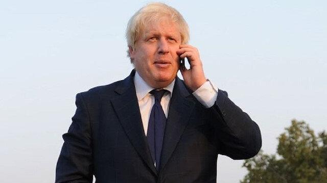 Johnson ile Prens Selman telefonda görüştü