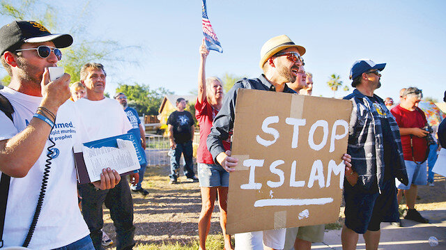 İslamofobik rekor