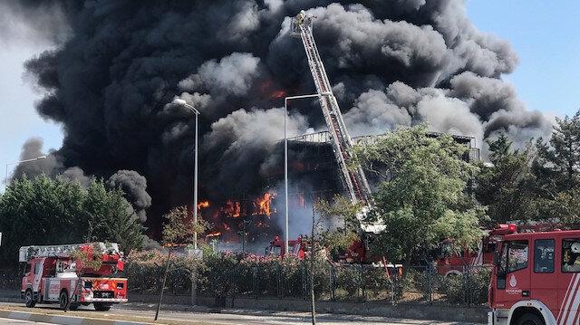 Meteoroloji'den 'Tuzla yangını' açıklaması: Emisyonlar Türkiye'yi terk edecek