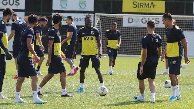 Fenerbahçe'ye Moses ile Isla'dan güzel haber