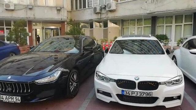 Sefaköy'deki düğün konvoyunda terör estiren magandalar yakalandı