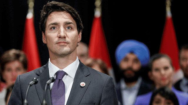 Kanada Başbakanı Trudeau ırkçı fotoğrafı için: Aptalca bir şeydi