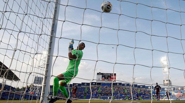 Getafe-Trabzonspor: 1-0