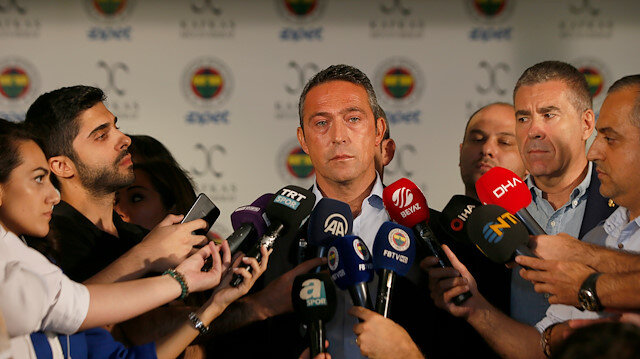 Fenerbahçe Başkanı Ali Koç, Fatih Terim için kullandığı 'sicili bozuk' sözleri nedeniyle PFDK'ya sevk edildi