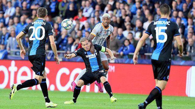Club Brugge-Galatasaray maçı Belçika'da yankı uyandırdı